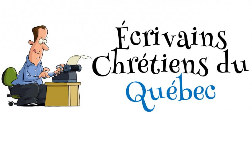 Écrivains Chrétiens du Québec logo pour site